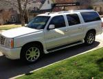 Cadillac Escalade spec hatchback