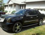 Cadillac Escalade EXT model 2013