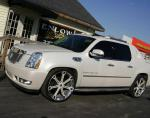 Escalade EXT Cadillac lease 2013
