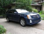 Cadillac SRX review 2010