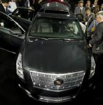 Cadillac XTS Specifications 2012