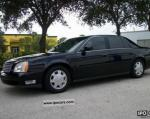 Cadillac DTS Specifications coupe