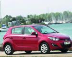 i20 5 doors Hyundai review 2008