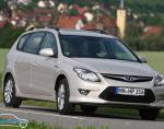 Hyundai i30cw Specification 2010