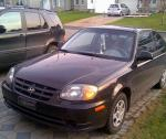 Hyundai Accent Hatchback for sale sedan