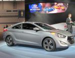 Elantra Coupe Hyundai parts 2012