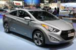 Elantra Coupe Hyundai review coupe