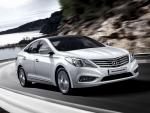 Hyundai Grandeur review 2012