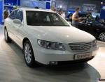 Hyundai Grandeur new sedan