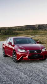 Lexus GS 250 350 reviews sedan