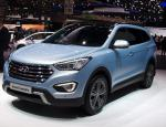 Grand Santa Fe Hyundai Specification suv