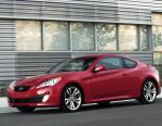 Genesis Coupe Hyundai prices 2013