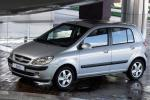 Hyundai Getz 5 doors Specification 2012