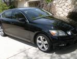Lexus GS 350 approved 2007