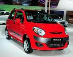 Chery QQ (S11) Specifications 2012