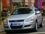 Chery A13 Hatchback auto show