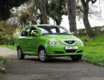 Chery Jaggi review hatchback