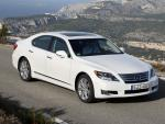 LS 600h Lexus Specification 2012