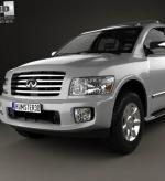 Infiniti QX56 reviews suv