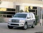 QX56 Infiniti reviews 2010