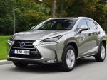 Lexus NX 300h reviews sedan
