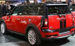 John Cooper Works Clubman MINI lease cabriolet
