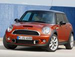 Cooper S Coupe MINI model 2007