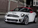 MINI John Cooper Works Coupe concept sedan
