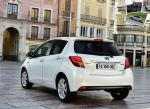 Toyota Yaris 5 doors how mach 2015
