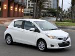 Toyota Yaris 5 doors review suv
