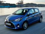 Yaris Hybrid Toyota parts 2013