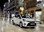 Yaris 5 doors Toyota approved 2011