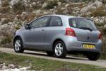Toyota Yaris 3 doors how mach 2011