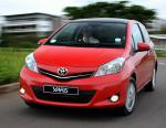 Yaris 3 doors Toyota approved 2014