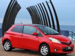 Yaris 3 doors Toyota price 2005