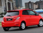 Yaris 3 doors Toyota used hatchback