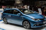 Auris Touring Sports Hybrid Toyota configuration 2012