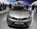 Auris Touring Sports Hybrid Toyota models 2014