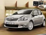 Auris Toyota how mach 2009
