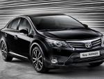 Avensis Toyota review 2013