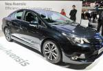 Toyota Avensis concept 2013
