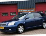 Toyota Avensis Wagon approved wagon