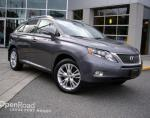 Lexus RX  450h review 2007