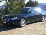Toyota Avalon cost hatchback