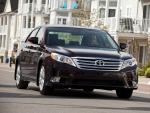Toyota Avalon review 2012