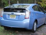 Toyota Prius Plug-in Hybrid approved suv