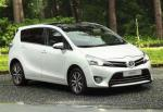Toyota Verso parts 2012