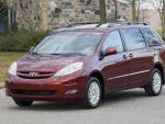 Toyota Sienna Specifications 2011
