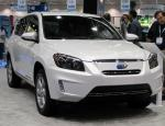 Toyota RAV4 EV review 2008