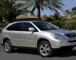 Lexus RX 400h review sedan